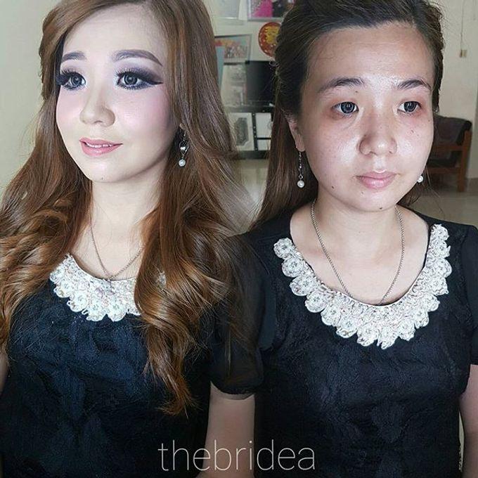 Makeup Prewedding for Ms Cyntia Joo by The Bridea - 003