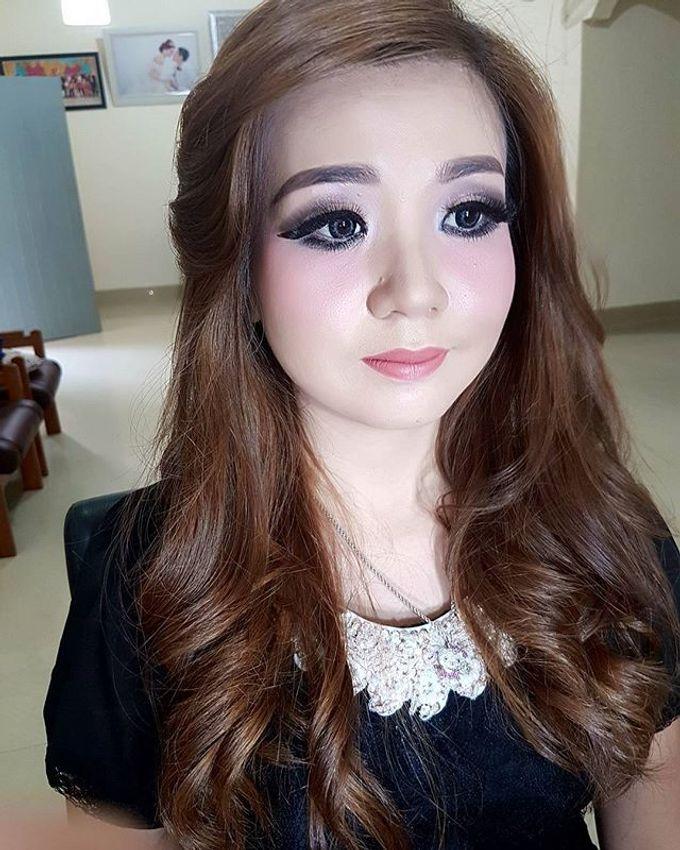 Makeup Prewedding for Ms Cyntia Joo by The Bridea - 001