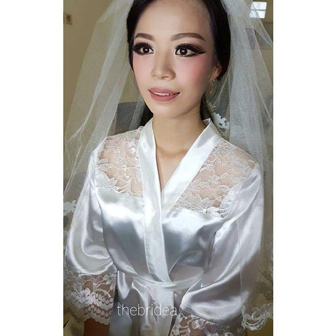 Makeup Ms Meliana by The Bridea - 002