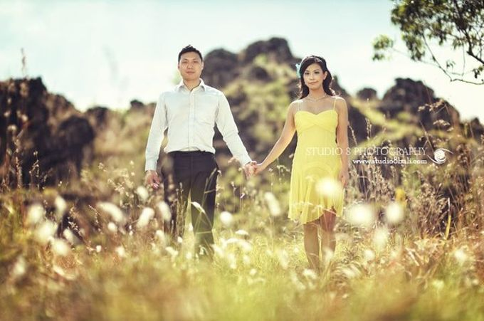 Prewedding - Evan & Shirley by Studio 8 Bali Photography - 016