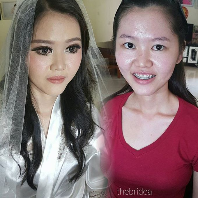 Makeup Ms Liana by The Bridea - 002