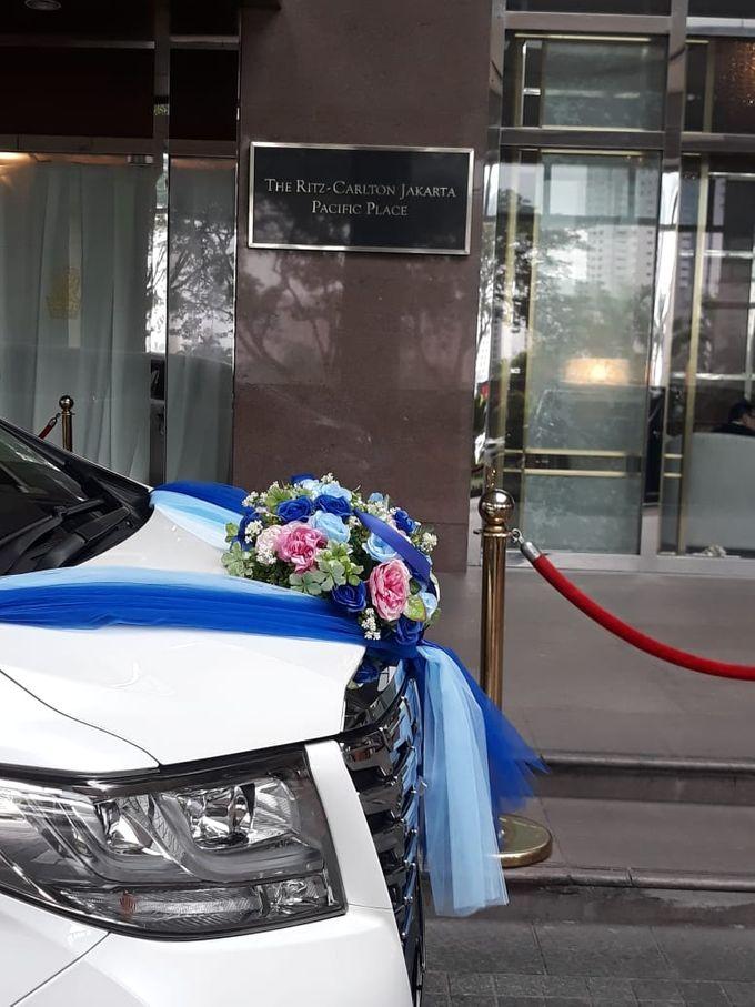 Wedding of Daniel and Yohana Ritz Carlton SCBD 7 Dec 2019 by Velvet Car Rental - 004