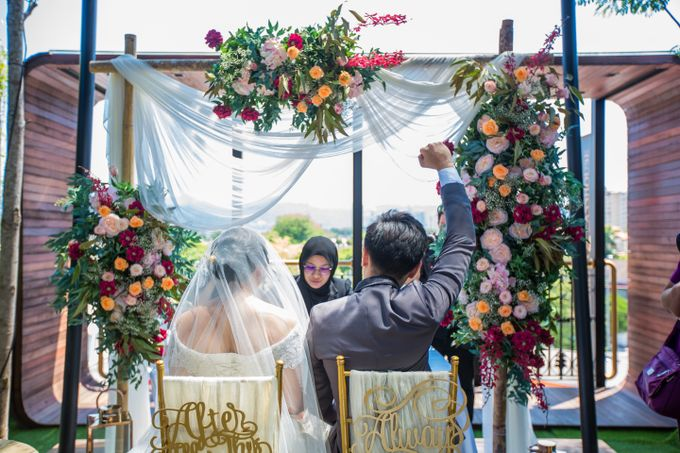 Celebrate Love with Fredrick & Joanne by Aplind Yew Production - Wedding Cinematography & Photography - 013