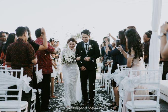 The wedding of Paschalia & Margita by Dona Wedding Decoration & Planner - 032