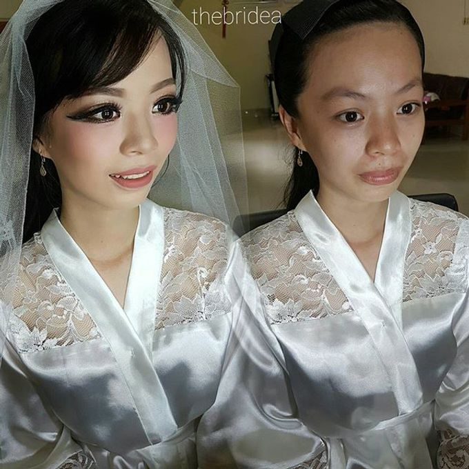 Makeup Ms Meliana by The Bridea - 003