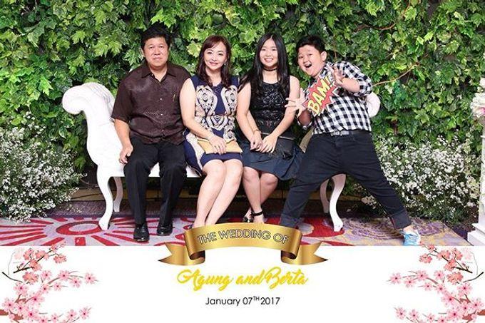 Wedding of Agung & Bertha by Laserman show - 002