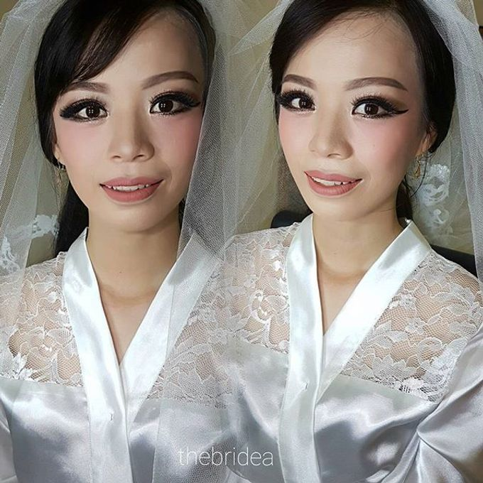 Makeup Ms Meliana by The Bridea - 001