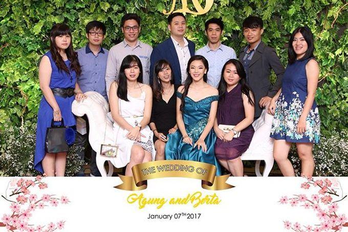 Wedding of Agung & Bertha by Laserman show - 008