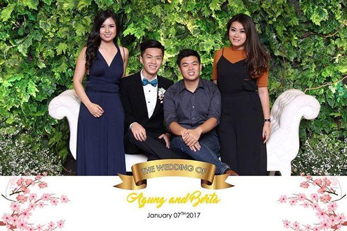 Wedding of Agung & Bertha by Laserman show - 003