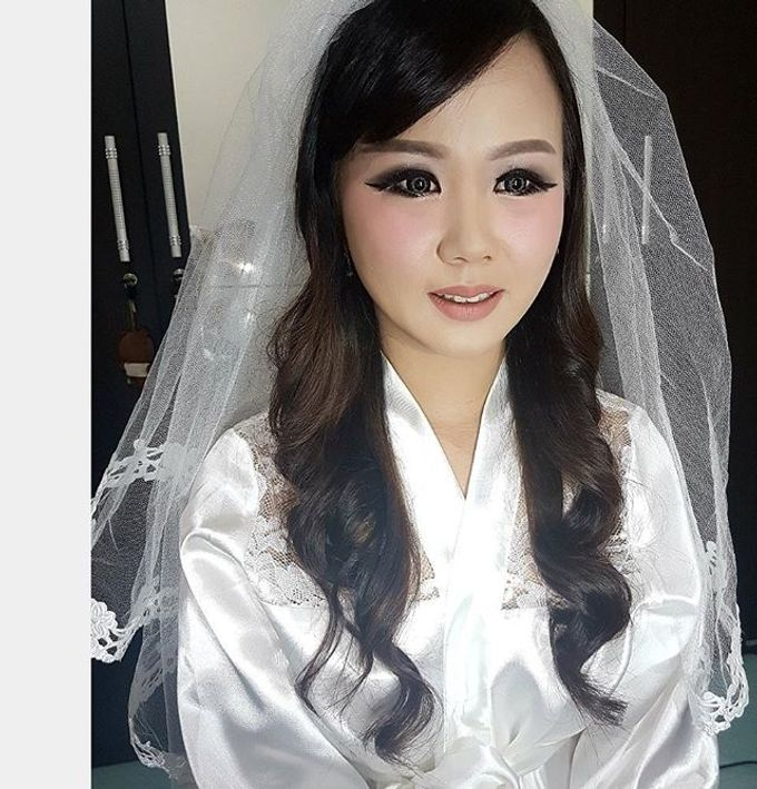 Makeup for Ms Dessy by The Bridea - 004