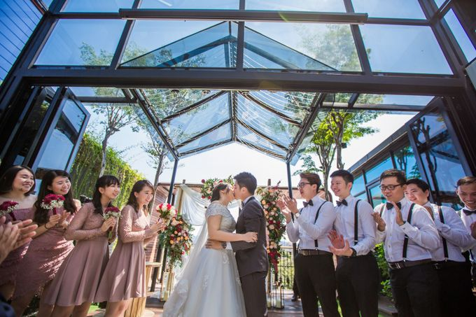 Celebrate Love with Fredrick & Joanne by Aplind Yew Production - Wedding Cinematography & Photography - 014