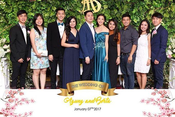Wedding of Agung & Bertha by Laserman show - 005