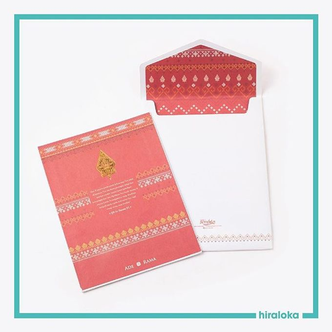 Ade & Rama Wedding Invitation by Hiraloka - 003