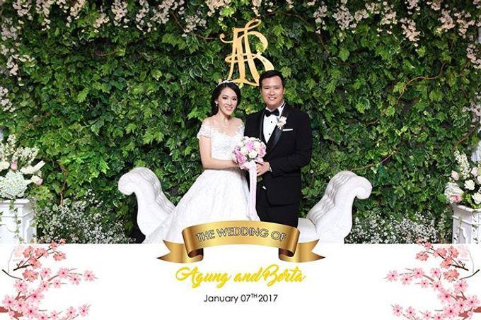 Wedding of Agung & Bertha by Laserman show - 001