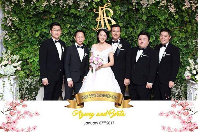 Wedding of Agung & Bertha by Laserman show - 009