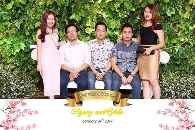 Wedding of Agung & Bertha by Laserman show - 004