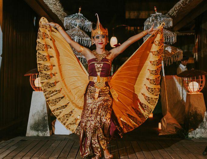 Wei Long Yun & Zhu Yan Lin Wedding by Le Grande Bali Uluwatu - 011