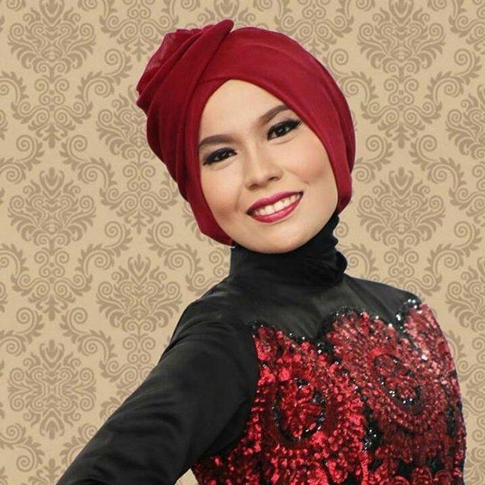 Gaun Modern Tradisional by Inet Rumah Pengantin - 010
