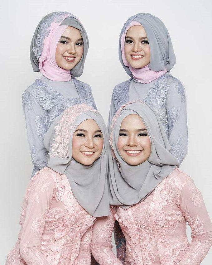 Gaun Modern Tradisional by Inet Rumah Pengantin - 006