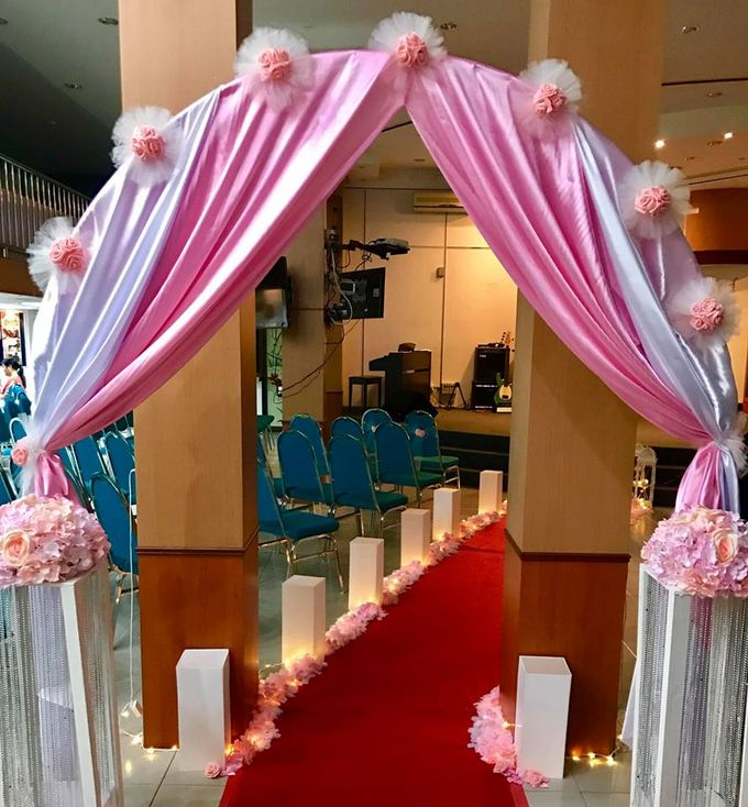 Malacca Wedding Decoration by MEB Entertainments - 004