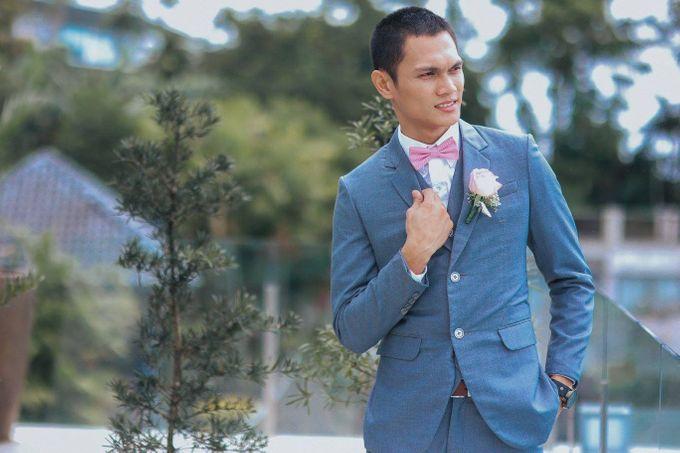 WEDDING |  Derick  & Khassy at Chapel on the Hill by Honeycomb PhotoCinema - 005