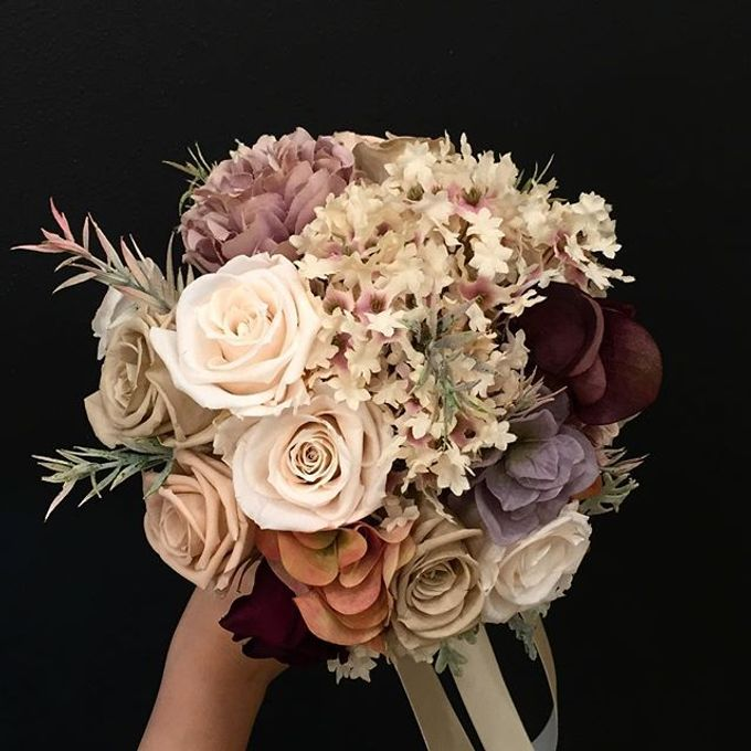 Bride Bouquet by Angie Fior - 046