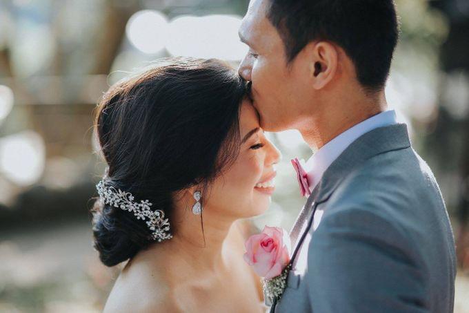 WEDDING |  Derick  & Khassy at Chapel on the Hill by Honeycomb PhotoCinema - 001