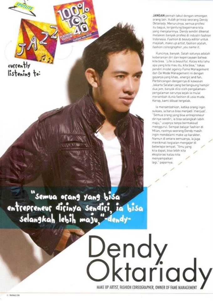 MEDIA by Dendy Oktariady Make Up Artist - 014