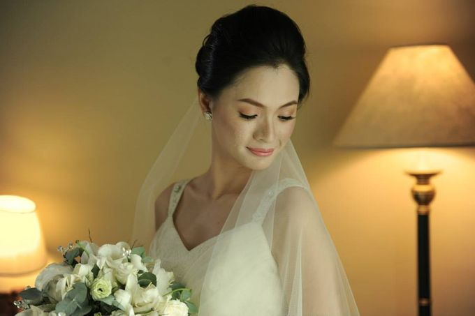 Doi and Mai Wedding by Melody Tinoy Makeup Artist - 001