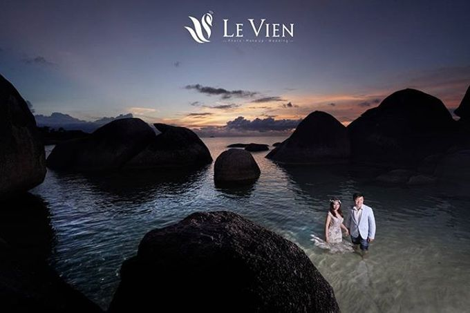 Pre Wedding Belitung by LeVien - 010