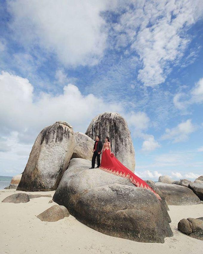 Pre Wedding Belitung by LeVien - 017