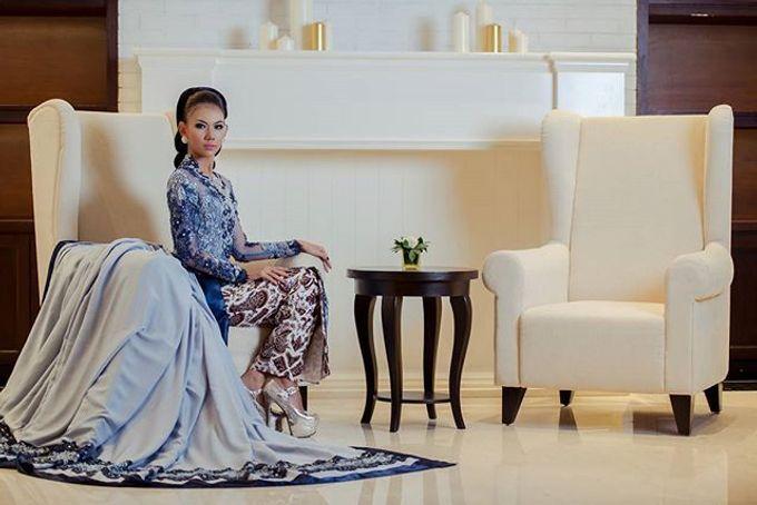 Gaun Modern Tradisional by Inet Rumah Pengantin - 002