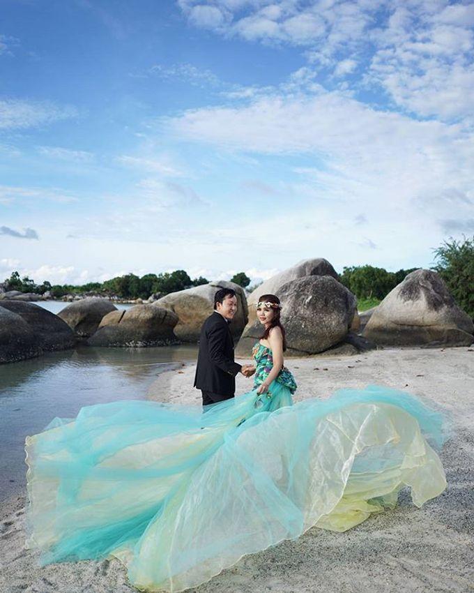 Pre Wedding Belitung by LeVien - 019