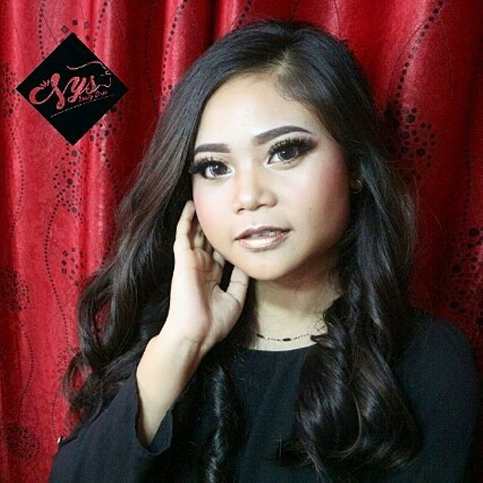 Makeup & Hair Do by Nys Beauty Studio - 032