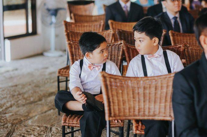 WEDDING |  Derick  & Khassy at Chapel on the Hill by Honeycomb PhotoCinema - 017