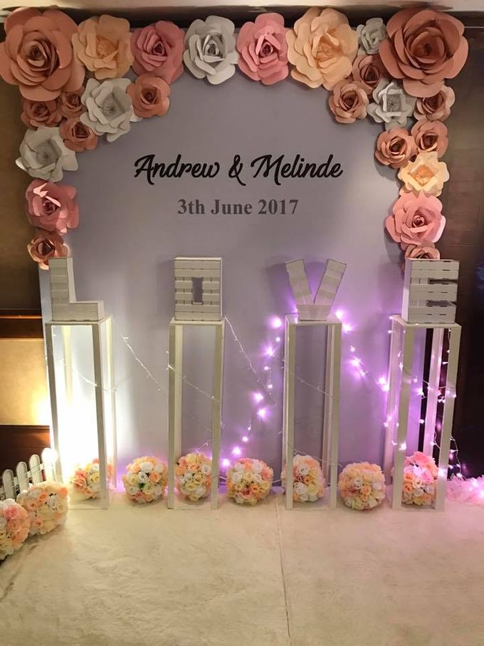 Malacca Wedding Decoration by MEB Entertainments - 005