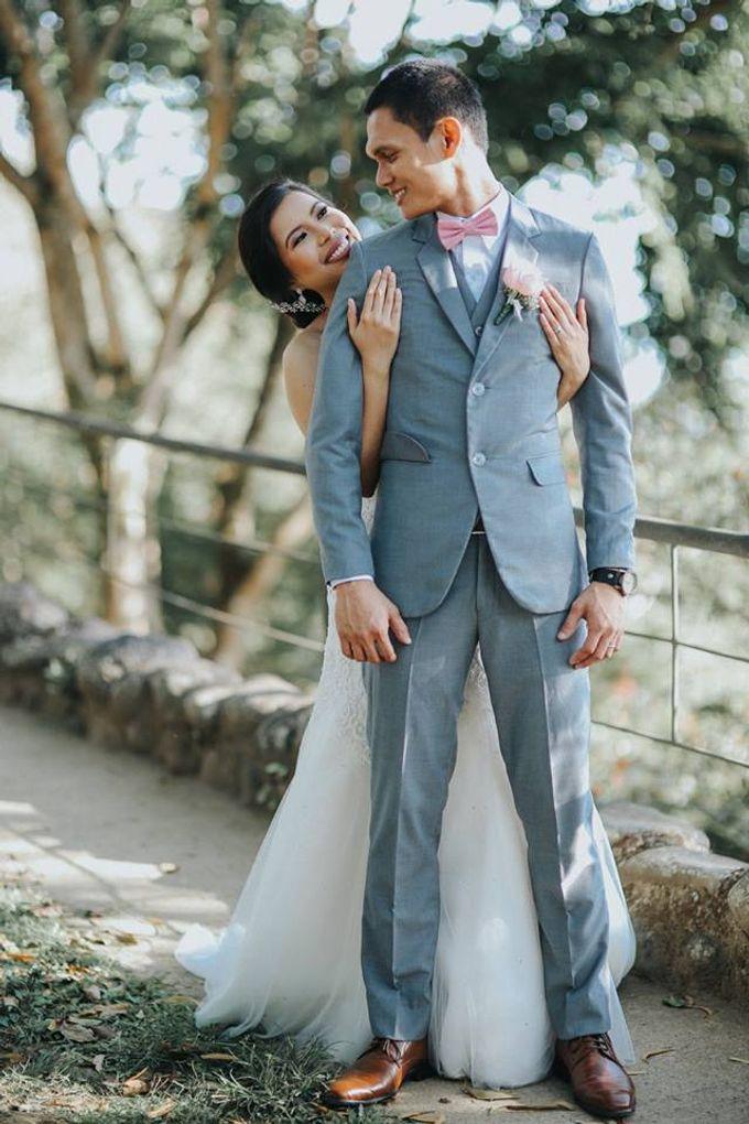 WEDDING |  Derick  & Khassy at Chapel on the Hill by Honeycomb PhotoCinema - 020