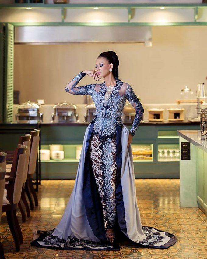 Gaun Modern Tradisional by Inet Rumah Pengantin - 001
