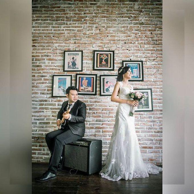 Melysa Prewedding by Yugana Bridal - 002