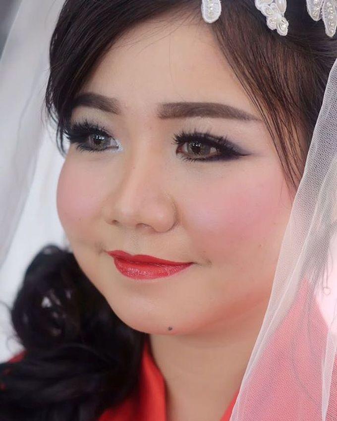 bride by VidJei Makeup - 001