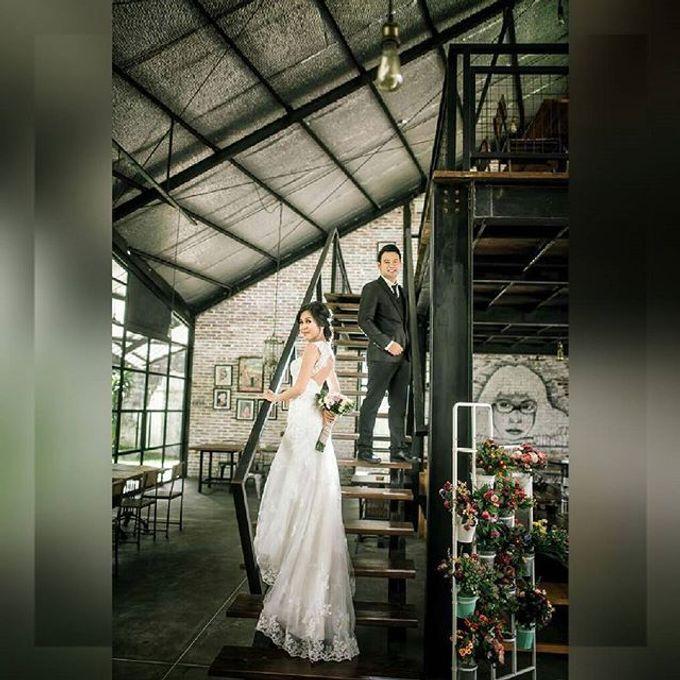 Melysa Prewedding by Yugana Bridal - 001