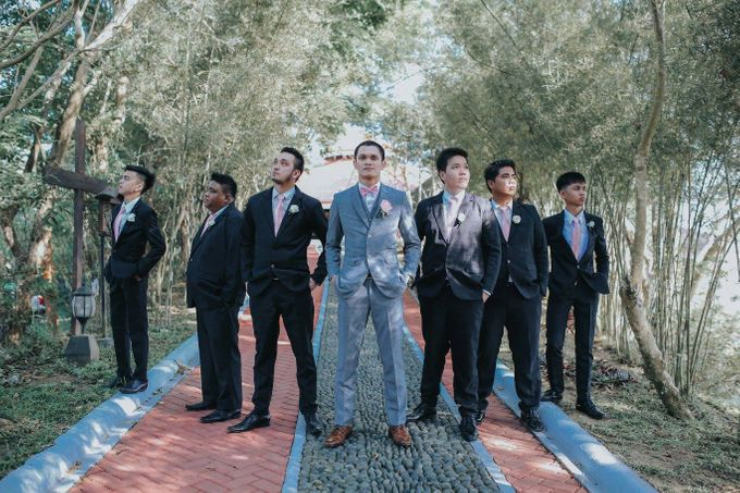 WEDDING |  Derick  & Khassy at Chapel on the Hill by Honeycomb PhotoCinema - 027