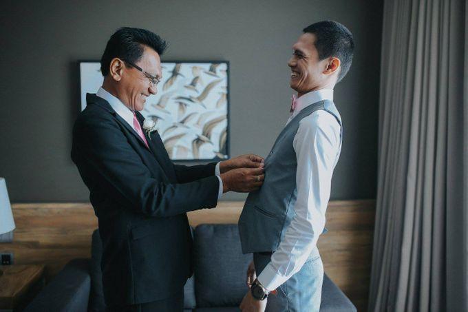 WEDDING |  Derick  & Khassy at Chapel on the Hill by Honeycomb PhotoCinema - 029