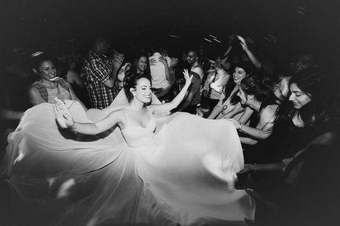 Rustic chic wedding by Lirica - 029