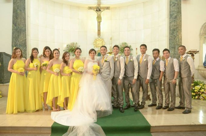 Weddings by Russ Cuevas Couture - 004