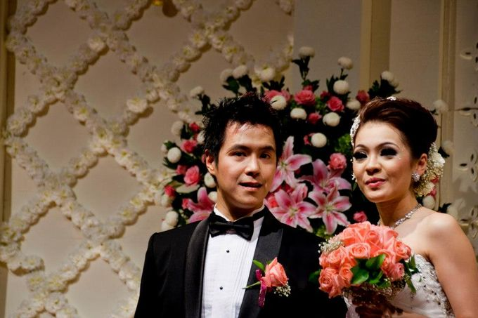 Wedding Arrangements by Fluxerchef Jakarta - 020