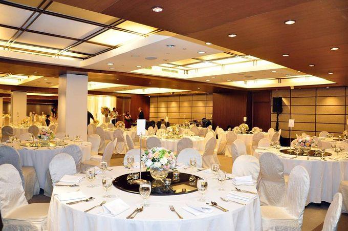May 31st Wedding at InterContinental Jakarta MidPlaza by AYANA Midplaza JAKARTA - 001