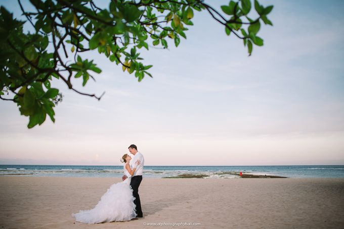 Melodie & Damien - Honeymoon in Bali by AT Photography Bali - 011