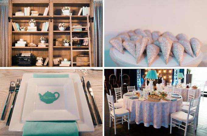 Tiffany Wedding by Caramel Events - 019