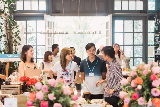 A Halia at Raffles Hotel Wedding Showcase 2015 by The Halia - 018
